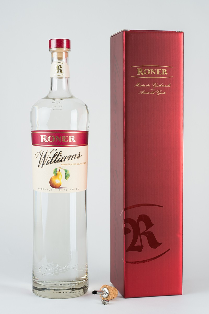 Williams 4.5 lt Master