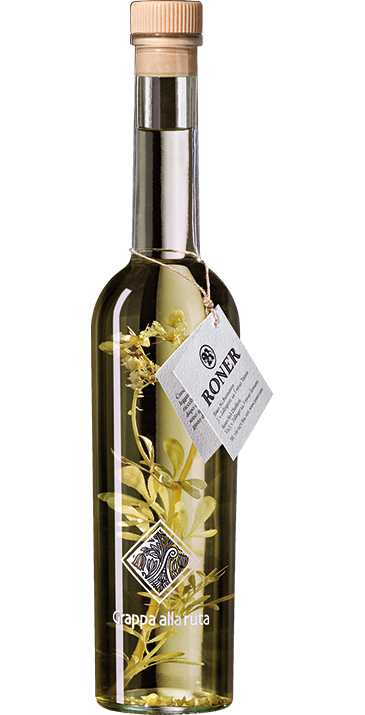 Weinraute - Grappa with rue